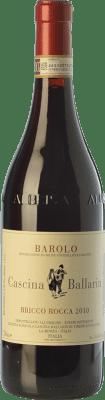 56,95 € Free Shipping | Red wine Cascina Ballarin Bricco Rocca 2010 D.O.C.G. Barolo Piemonte Italy Nebbiolo Bottle 75 cl