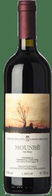 56,95 € Free Shipping | Red wine Cascina degli Ulivi Mounbè 2009 D.O.C. Piedmont Piemonte Italy Dolcetto, Barbera, Ancellotta Bottle 75 cl