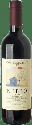 24,95 € Free Shipping | Red wine Cascina degli Ulivi Nibiô D.O.C. Monferrato Piemonte Italy Dolcetto Bottle 75 cl