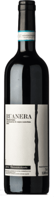 13,95 € Free Shipping | Red wine La Barbatella Ruanera D.O.C. Monferrato Piemonte Italy Cabernet Sauvignon, Barbera Bottle 75 cl