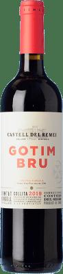 9,95 € Envoi gratuit | Vin rouge Castell del Remei Gotim Bru Joven D.O. Costers del Segre Catalogne Espagne Tempranillo, Merlot, Syrah, Grenache, Cabernet Sauvignon Bouteille 75 cl