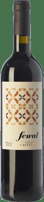 12,95 € Envoi gratuit | Vin rouge Castellet Ferral Crianza D.O.Ca. Priorat Catalogne Espagne Merlot, Syrah, Grenache, Cabernet Sauvignon, Grenache Poilu Bouteille 75 cl
