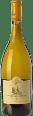 27,95 € Free Shipping | White wine Castello della Sala Conte della Vipera I.G.T. Umbria Umbria Italy Sémillon, Sauvignon Bottle 75 cl