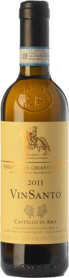 54,95 € Free Shipping   Sweet wine Castello di Ama D.O.C. Vin Santo del Chianti Classico Tuscany Italy Malvasía, Trebbiano Toscano Half Bottle 37 cl
