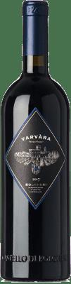 23,95 € Free Shipping | Red wine Castello di Bolgheri Varvàra D.O.C. Bolgheri Tuscany Italy Merlot, Syrah, Cabernet Sauvignon, Petit Verdot Bottle 75 cl