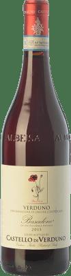 19,95 € Free Shipping | Red wine Castello di Verduno Basadone D.O.C. Verduno Pelaverga Piemonte Italy Pelaverga Bottle 75 cl