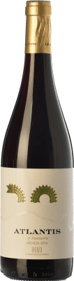 7,95 € Free Shipping | Red wine Castillo de Maetierra Atlantis Joven D.O. Bierzo Castilla y León Spain Mencía Bottle 75 cl