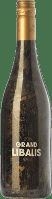 5,95 € Envío gratis   Vino blanco Castillo de Maetierra Grand Libalis I.G.P. Vino de la Tierra Valles de Sadacia La Rioja España Viura, Malvasía, Moscatel Grano Menudo Botella 75 cl