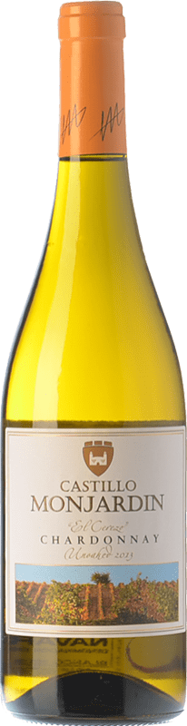 49,95 € Free Shipping | White wine Castillo de Monjardín D.O. Navarra Navarre Spain Chardonnay Jeroboam Bottle-Double Magnum 3 L