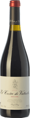 Red wine Castro Ventosa El Castro de Valtuille Joven D.O. Bierzo Castilla y León Spain Mencía Bottle 75 cl. | Thousands of wine lovers trust us to get the best price guarantee, free shipping always and hassle-free shopping and returns.