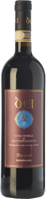 53,95 € Free Shipping | Red wine Caterina Dei Bossona Riserva Reserva D.O.C.G. Vino Nobile di Montepulciano Tuscany Italy Sangiovese Bottle 75 cl