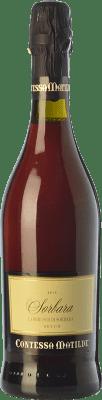 9,95 € Free Shipping | Red wine Cavicchioli Contessa Matilde Secco D.O.C. Lambrusco di Sorbara Emilia-Romagna Italy Lambrusco di Sorbara, Lambrusco Salamino Bottle 75 cl