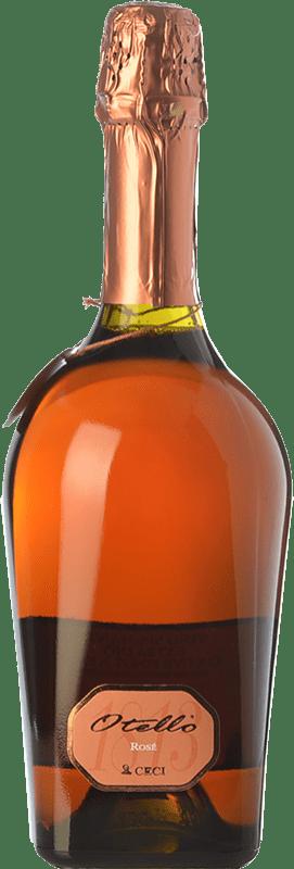 9,95 € Envoi gratuit | Rosé moussant Ceci Otello Rosè I.G.T. Emilia Romagna Émilie-Romagne Italie Lambrusco Maestri, Pinot Noir Bouteille 75 cl