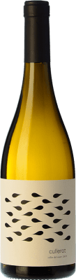 9,95 € Envío gratis | Vino blanco Roure Cullerot D.O. Valencia Comunidad Valenciana España Macabeo, Chardonnay, Verdil, Pedro Ximénez Botella 75 cl