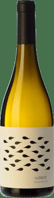 9,95 € Kostenloser Versand | Weißwein Roure Cullerot D.O. Valencia Valencianische Gemeinschaft Spanien Macabeo, Chardonnay, Verdil, Pedro Ximénez Flasche 75 cl | Tausende von Weinliebhabern vertrauen darauf, dass wir eine Garantie des besten Preises, stets versandkostenfrei, und Kauf und Rückgabe ohne Komplikationen liefern.