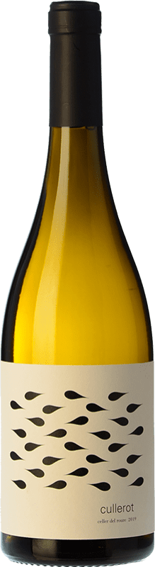 11,95 € Free Shipping | White wine Roure Cullerot D.O. Valencia Valencian Community Spain Macabeo, Chardonnay, Verdil, Pedro Ximénez Bottle 75 cl