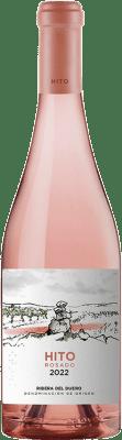 9,95 € Free Shipping | Rosé wine Cepa 21 Hito D.O. Ribera del Duero Castilla y León Spain Tempranillo Bottle 75 cl
