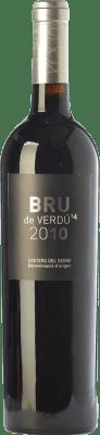 24,95 € Free Shipping | Red wine Cercavins Bru de Verdú 14 Crianza D.O. Costers del Segre Catalonia Spain Tempranillo, Syrah Bottle 75 cl