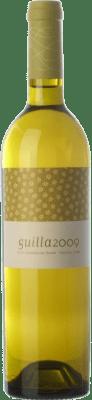 9,95 € Free Shipping | White wine Cercavins Guilla Crianza D.O. Costers del Segre Catalonia Spain Macabeo Bottle 75 cl