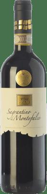 32,95 € Free Shipping | Red wine Cesarini Sartori Signae D.O.C.G. Sagrantino di Montefalco Umbria Italy Sagrantino Bottle 75 cl