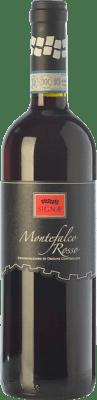 13,95 € Free Shipping | Red wine Cesarini Sartori Signae Rosso D.O.C. Montefalco Umbria Italy Merlot, Cabernet Sauvignon, Sangiovese, Sagrantino Bottle 75 cl