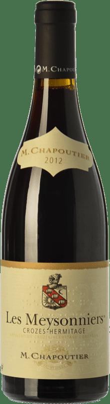 25,95 € Envoi gratuit   Vin rouge Chapoutier Les Meysonniers Rouge Joven A.O.C. Crozes-Hermitage Rhône France Syrah Bouteille 75 cl