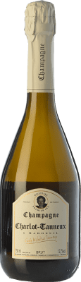 51,95 € Free Shipping | White sparkling Charlot-Tanneux Cuvée Micheline Premier Cru 2011 A.O.C. Champagne Champagne France Pinot Black, Chardonnay Bottle 75 cl. | Thousands of wine lovers trust us to get the best price guarantee, free shipping always and hassle-free shopping and returns.