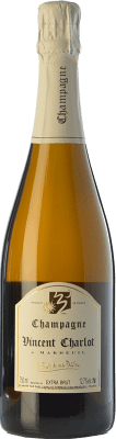 41,95 € Free Shipping | White sparkling Charlot-Tanneux Fruit de ma Passion A.O.C. Champagne Champagne France Pinot Black, Chardonnay, Pinot Meunier Bottle 75 cl. | Thousands of wine lovers trust us to get the best price guarantee, free shipping always and hassle-free shopping and returns.