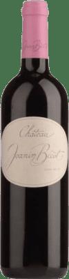 23,95 € Free Shipping | Red wine Château Joanin Bécot Crianza A.O.C. Côtes de Castillon Bordeaux France Merlot, Cabernet Franc Bottle 75 cl