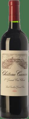 142,95 € Free Shipping | Red wine Château Canon Crianza A.O.C. Saint-Émilion Grand Cru Bordeaux France Merlot, Cabernet Franc Bottle 75 cl