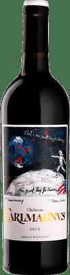 16,95 € Envoi gratuit | Vin rouge Château Carlmagnus Crianza A.O.C. Fronsac Bordeaux France Merlot Bouteille 75 cl
