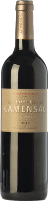 24,95 € Free Shipping | Red wine Château de Camensac La Closerie Crianza A.O.C. Haut-Médoc Bordeaux France Merlot, Cabernet Sauvignon Bottle 75 cl