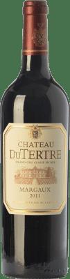 56,95 € Free Shipping | Red wine Château du Tertre Crianza A.O.C. Margaux Bordeaux France Merlot, Cabernet Sauvignon, Cabernet Franc, Petit Verdot Bottle 75 cl