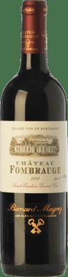 32,95 € Free Shipping | Red wine Château Fombrauge Crianza A.O.C. Saint-Émilion Grand Cru Bordeaux France Merlot, Cabernet Sauvignon, Cabernet Franc Bottle 75 cl