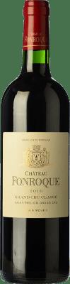 38,95 € Free Shipping   Red wine Château Fonroque Crianza A.O.C. Saint-Émilion Grand Cru Bordeaux France Merlot, Cabernet Franc Bottle 75 cl
