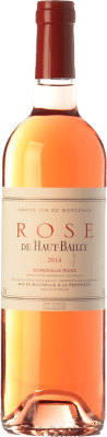 12,95 € Envoi gratuit   Vin rose Château Haut-Bailly Rose A.O.C. Bordeaux Bordeaux France Cabernet Sauvignon Bouteille 75 cl