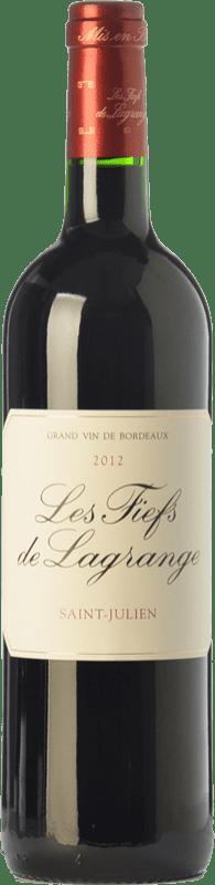 35,95 € Free Shipping | Red wine Château Lagrange Les Fiefs Crianza A.O.C. Saint-Julien Bordeaux France Merlot, Cabernet Sauvignon, Petit Verdot Bottle 75 cl