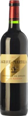 22,95 € Envoi gratuit | Vin rouge Château Latour-Martillac Lagrave-Martillac Crianza A.O.C. Pessac-Léognan Bordeaux France Merlot, Cabernet Sauvignon Bouteille 75 cl