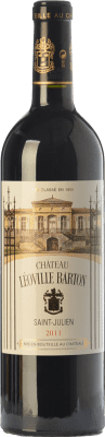 74,95 € Envío gratis   Vino tinto Château Léoville Barton Reserva A.O.C. Saint-Julien Burdeos Francia Merlot, Cabernet Sauvignon, Cabernet Franc Botella 75 cl