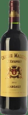 99,95 € Free Shipping | Red wine Château Malescot Saint-Exupéry Crianza A.O.C. Margaux Bordeaux France Merlot, Cabernet Sauvignon, Cabernet Franc, Petit Verdot Bottle 75 cl