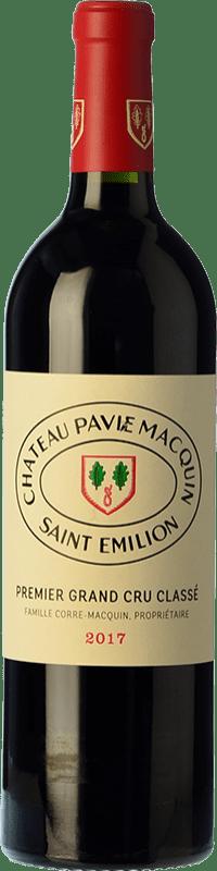 103,95 € Free Shipping | Red wine Château Pavie-Macquin A.O.C. Saint-Émilion Grand Cru Bordeaux France Merlot, Cabernet Sauvignon, Cabernet Franc Bottle 75 cl