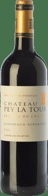 9,95 € Envoi gratuit | Vin rouge Château Pey La Tour Réserve du Château Reserva A.O.C. Bordeaux Supérieur Bordeaux France Merlot, Cabernet Sauvignon, Petit Verdot Bouteille 75 cl