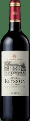 14,95 € Envío gratis | Vino tinto Château Reysson Crianza A.O.C. Haut-Médoc Burdeos Francia Merlot, Cabernet Franc Botella 75 cl