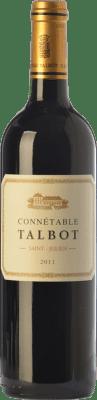 38,95 € Free Shipping | Red wine Château Talbot Connétable Crianza A.O.C. Saint-Julien Bordeaux France Merlot, Cabernet Sauvignon, Petit Verdot Bottle 75 cl