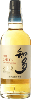 68,95 € Free Shipping | Whisky Single Grain Suntory The Chita Japan Bottle 70 cl