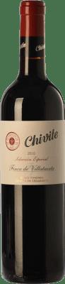 8,95 € Free Shipping | Red wine Chivite Finca de Villatuerta Selección Especial Crianza D.O. Navarra Navarre Spain Tempranillo, Merlot Bottle 75 cl