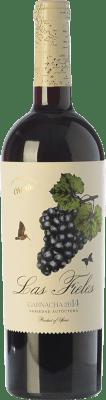 18,95 € Envoi gratuit | Vin rouge Chivite Las Fieles Joven D.O. Navarra Navarre Espagne Grenache Bouteille 75 cl