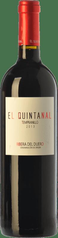 7,95 € Free Shipping   Red wine Cillar de Silos El Quintanal Joven D.O. Ribera del Duero Castilla y León Spain Tempranillo Bottle 75 cl