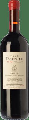 47,95 € Free Shipping | Red wine Cims de Porrera Clàssic Crianza 2010 D.O.Ca. Priorat Catalonia Spain Carignan Bottle 75 cl