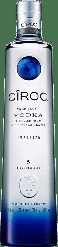 35,95 € Envoi gratuit | Vodka Cîroc France Bouteille 70 cl
